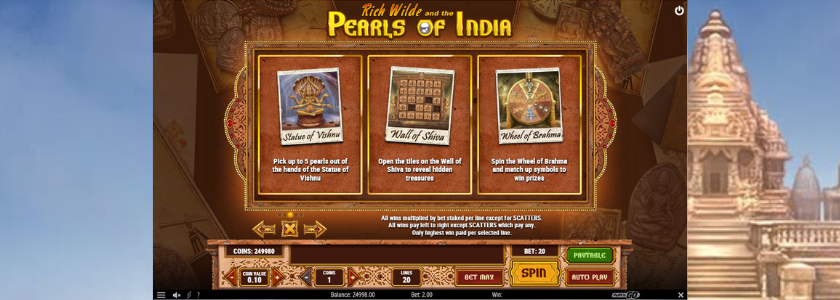 Pearls of India - feature